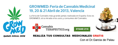 Growmed Valencia 2013 - THC Terapeutico | thc barcelona | Scoop.it