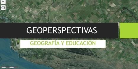 GEOGRAFICANDO. REVISTA DE LA UNLP. INTERESANTE NÚMERO. | Nuevas Geografías | Scoop.it
