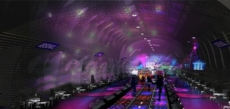Raising Paris Ghost Stations From The Dead   EarthTechling   ENVIRONNEMENT   Scoop.it