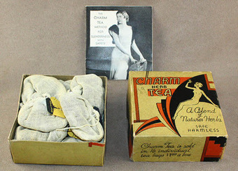 Pink Populace Paparazzi Parade Exposé: Vintage Weight Loss Tea | Antiques & Vintage Collectibles | Scoop.it