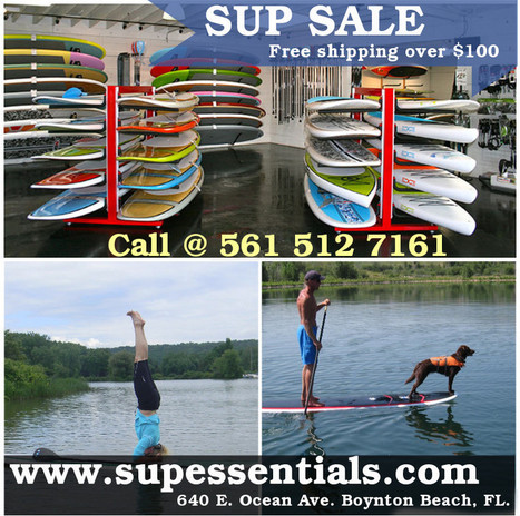 Sup accessories in Delray Beach | Buy SUP Paddleboards-Paddle Board here ! | Scoop.it