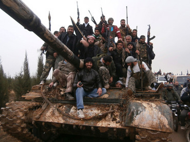 US recognizes Syria's main rebel group | Syrian Conflict | Scoop.it
