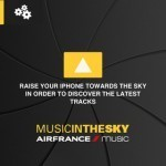 An Augmented Reality App That Lets You 'Snatch' Songs From The Sky | Media Psychology and Social Change | Scoop.it