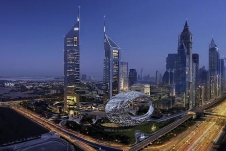Dubaï s'offre un nouveau joyau architectural, le «Musée de l'Avenir» - Projets | Construction l'Information | Scoop.it