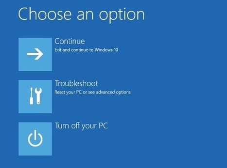 Full Guide on Changing Windows 10 back to Windows 7/8.1 – No Data Loss | Veille & Tic | Scoop.it