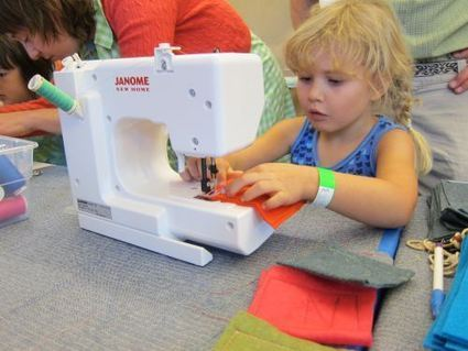 5 Reasons I Want My Kids to Be Makers | Vintage Living Today For A Future Tomorrow | Scoop.it