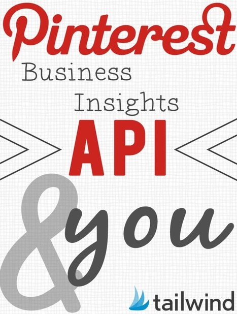What The Pinterest Business Insights API Means For You | Pinterest | Scoop.it