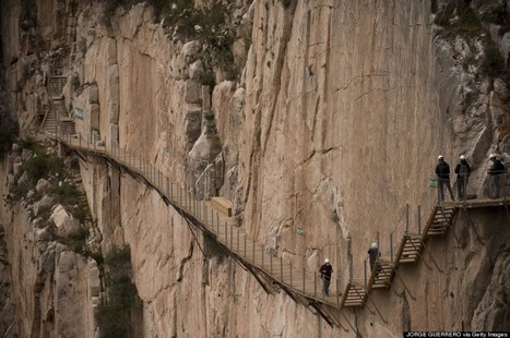 World's Most Dangerous Walkway Set To Reopen Next Week | AP HUMAN GEOGRAPHY DIGITAL  STUDY: MIKE BUSARELLO | Scoop.it