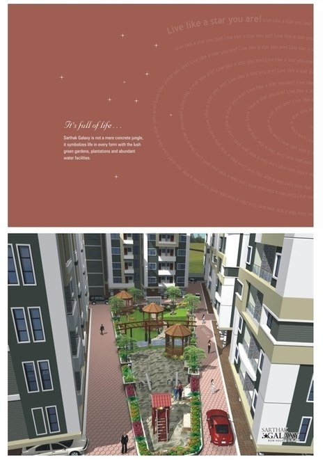 Indore Residential Flat for Sale rau pithampur road Indore galaxy electra | Indore Property | Scoop.it