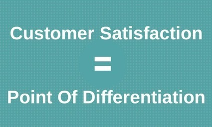 Comment on 5 examples of how customer satisfaction can be used as a point of differentiation by AMC Square Services | Delivering That ' Wow' In Your Organisation | Scoop.it