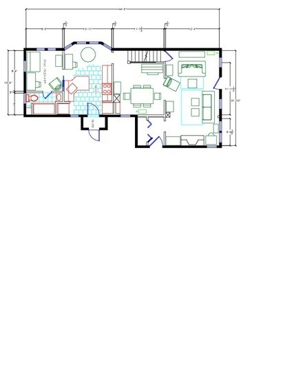 Easy DIY Floor Plans: Perfect The Furnishing Layout For The Abode | Carol Ruth Weber | furnishing | Scoop.it