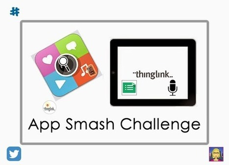 AppSmash 2014 | Educational iPad apps | Scoop.it