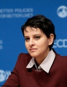 Mariage gay : Najat Vallaud-Belkacem se défend de toute propagande | Mariage pour tous et toutes. | Scoop.it