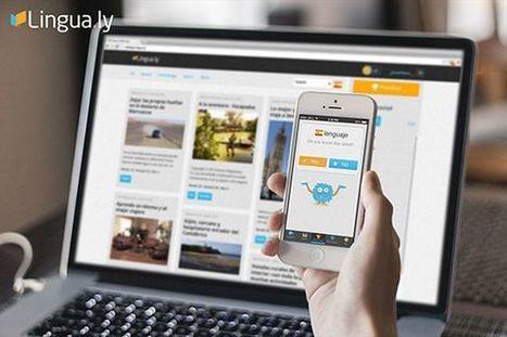 Lingua.ly Le carnet de mots web2 pour apprendre une langue étrangère | TUICE_Université_Secondaire | Scoop.it