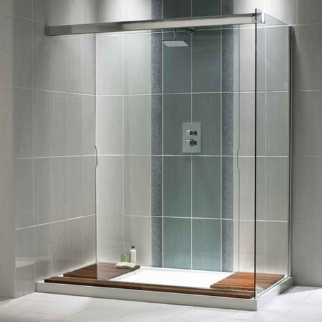 The Essential Bathroom Ideas for Daily Life | Shower enclosures | Scoop.it