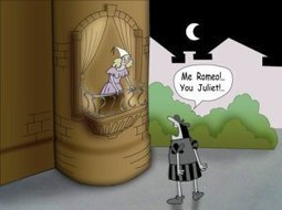 O Romeo, Romeo, wherefore art thou Romeo? | Useful Tools in Language teaching | Scoop.it