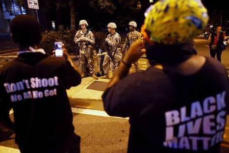 The Myth of the Racist Cop | Police Problems and Policy | Scoop.it