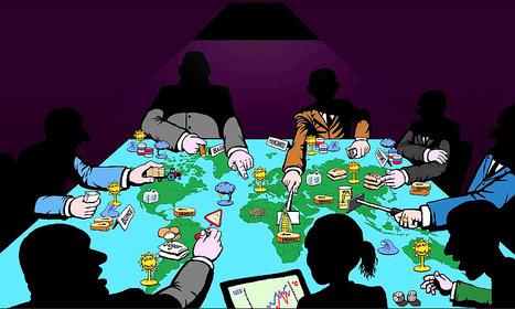 Les USURPATEURS - Le pouvoir des entreprises transnationales - Information - France Culture | systèmes d'échanges locaux, AMAPS, monnaies locales et autres alternatives | Scoop.it