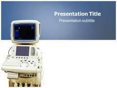 Ultrasound PowerPoint (PPT) Template | medicine | Scoop.it