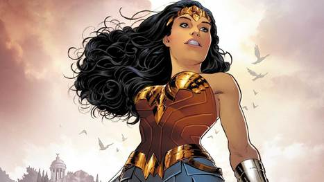 'Wonder Woman' writer Greg Rucka confirms superhero is queer | A Voice of Our Own | Scoop.it