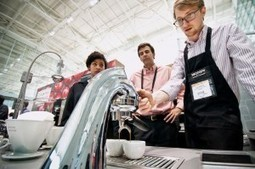 Grindhouse: The Best Brewing Tech From a Coffee Mega-Expo - Wired | Specialty Coffee | Scoop.it