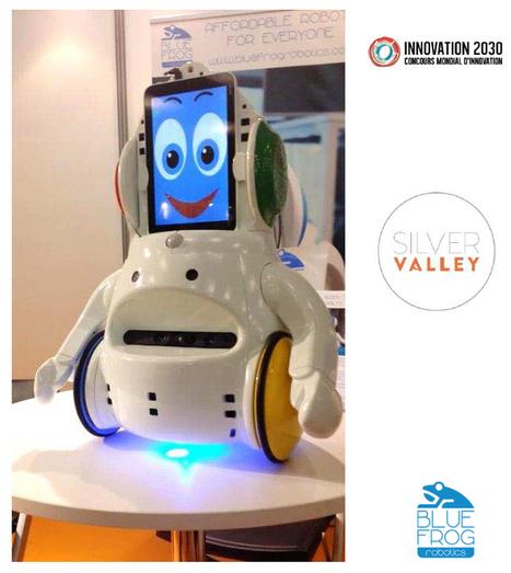 Robotique et seniors : Le robot Buddy luaréat du concours mondial d'innovation 2030 | veille technologique sur la robotique 3C | Scoop.it