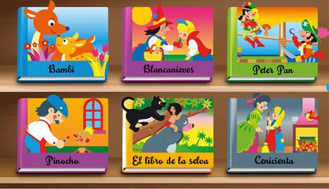 Itbook :: Interactive Touch Books | Libro digital ilustrado | Scoop.it