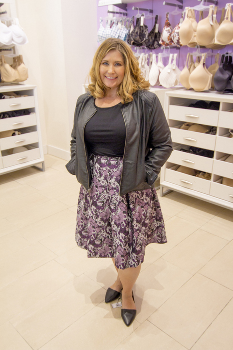 Around Town: The Lane Bryant Makeover Event for Breast Cancer Survivors | Lingerie | Scoop.it