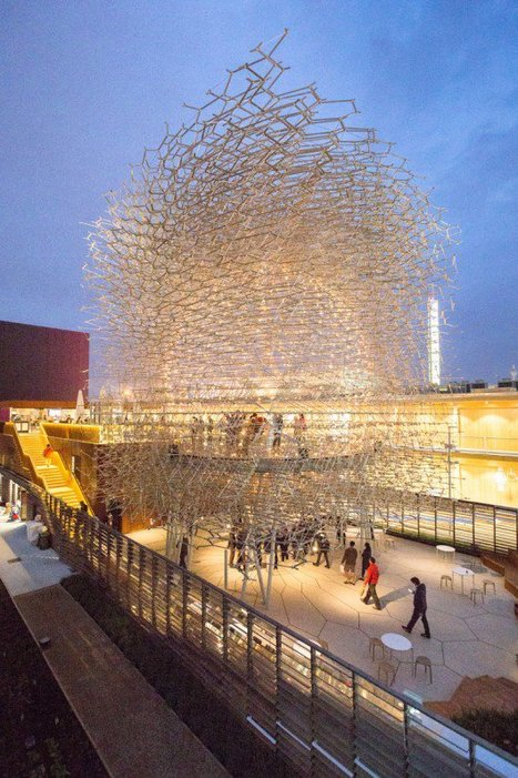 The top 5 Milan Expo pavilions | Communication design | Scoop.it