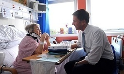 Jeremy Hunt should lead by example and take care of older people | Archie Bland | AUSTERITY & OPPRESSION SUPPORTERS  VS THE PROGRESSION Of The REST OF US | Scoop.it
