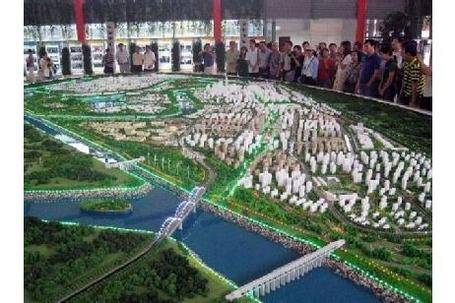 China Looks to Future with Tianjin Eco-city... | Développement durable et efficacité énergétique | Scoop.it