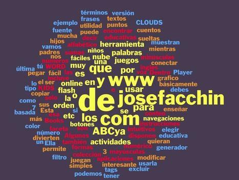 Nubes de palabras ► 10 Herramientas para crear nube de tags gratis | social learning | Scoop.it