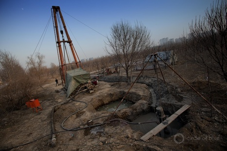 "Groundwater Pumping Sinks Beijing Region at Increasing Rate (""over-exploitation always has a price"") 
