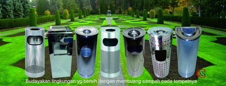 Now Use Outside Ashtrays and Cigarette Bins to Keep Ash | Outdoor Cigarette Bins Ashtrays | Scoop.it