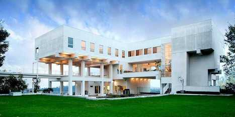 25 Architecturally Stunning Homes You Can Buy Right Now [CLICK HERE] | The Pulse - Taking A Measure of the Bigger Picture Issues in Our Industry | Scoop.it