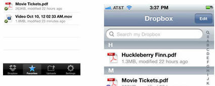 5 Must Have iPad Apps for Documents, File Transfer & Backup | iPad Adoption | Scoop.it