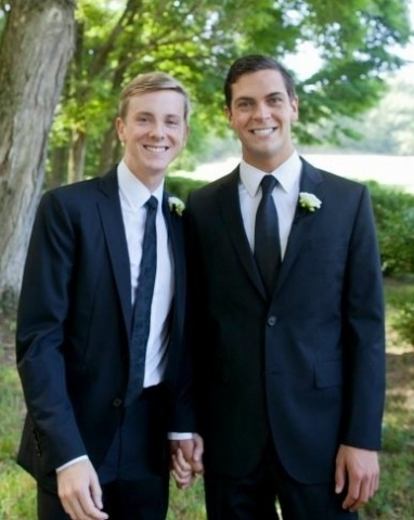 Facebook Co-Founder Chris Hughes Marries Longtime Boyfriend - Forbes | LGBT Times | Scoop.it