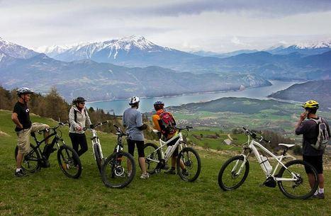Hautes-Alpes : Une nouvelle offre de séjour en Vélo Electrique de randonnée, véritable VTT électrique avec SlowBike Tour. | Ma petite entreprise touristique | Scoop.it