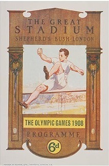 London's Olympics, 1908 | 1908 the first London Olympics | Scoop.it