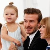 Harper Beckham Named Most Stylish Celebrity Kid - E! Online | A Birthday 2 Remember | Scoop.it