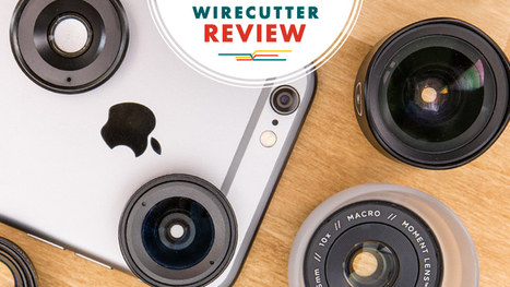 The Best Lenses for iPhone Photography | iPhoneography-Today | Scoop.it