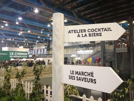 La biérologie s'est invitée au Centre Pompidou avec Heineken | streetmarketing | Scoop.it
