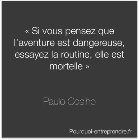 Paulo Coelho | Citations | Scoop.it