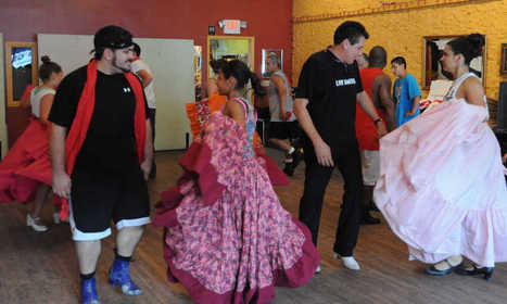 Ballet Folklorico de Topeka alumni to dance with troupe | cjonline.com | OffStage | Scoop.it
