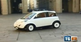 Electric Car Prototype Can Run 12 Miles On Solar Power Alone - Green Car Reports | Energy crisis in Australia | Scoop.it