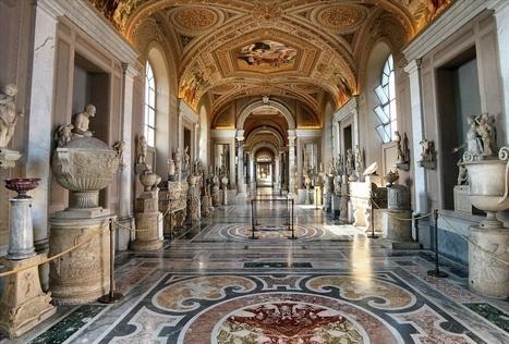 λίστα εικονικών περιηγήσεων σε μουσεία και αρχαιολογικούς χώρους στην Ελλάδα και στο Εξωτερικό | omnia mea mecum fero | Scoop.it