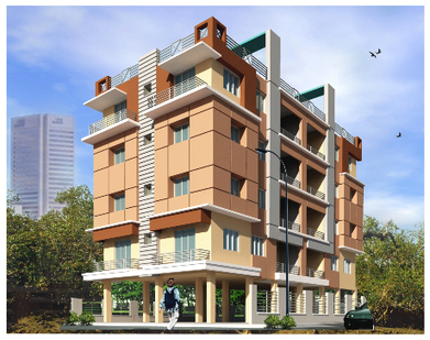 Eden Cedar-Flats, Apartment for sale in Kolkata,E. M. Bypass (near New Garia Metro) | Realestedgroup | Scoop.it