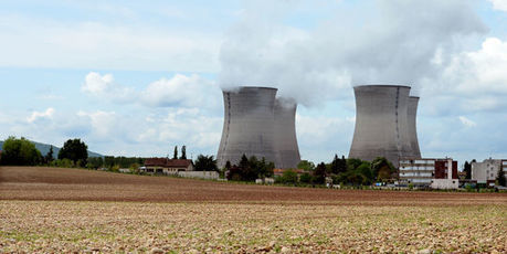 Le réacteur n°5 de la centrale du Bugey à l'arrêt, après un incendie | Le Côté Obscur du Nucléaire Français | Scoop.it