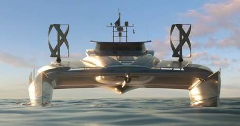 Saint-Malo. Le bateau du futur en bonne voie | STI2D_bertrand | Scoop.it
