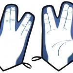 Vulcan Oven Mitt: Live Long and Potholder | All Geeks | Scoop.it